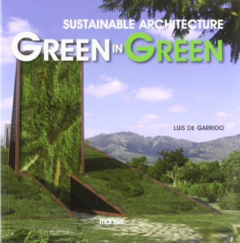 9788415223412: Green in Green (Sustainable Architecture)