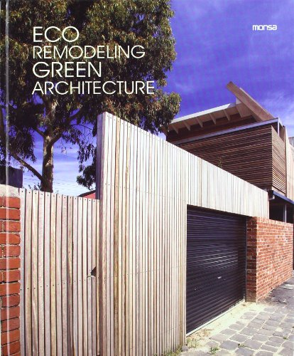 9788415223542: Eco Remodeling Green Architecture