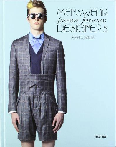 Menswear fashion forward designers: Minguet Fructuoso, Josep Maria