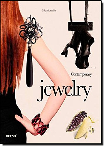 9788415223733: Contemporary Jewelry (English and Spanish Edition)