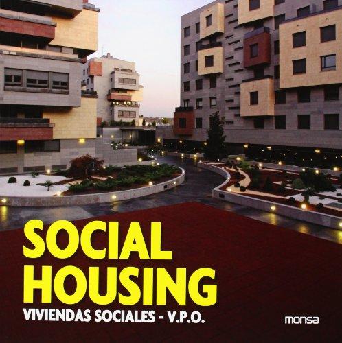 9788415223948: Social Housing. Viviendas Sociales - V.P.O.