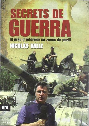9788415224532: Secrets de guerra