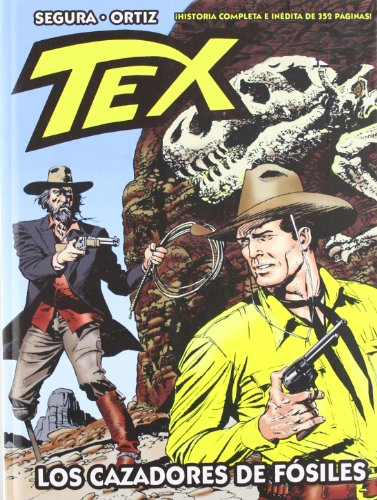 9788415225195: Tex, Cazadores de fósiles (Bonelli - Tex)