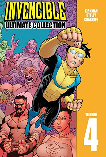 9788415225928: INVENCIBLE ULTIMATE COLLECTION VOL. 04