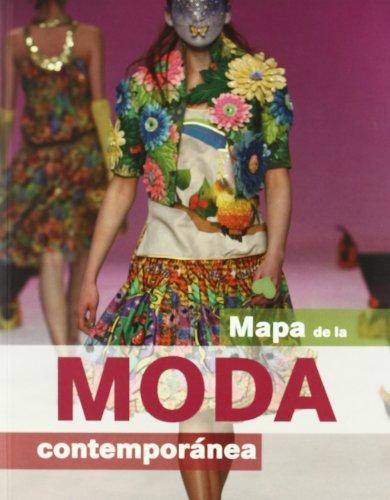 9788415227007: Mapa de la moda contemporanea / Contemporary fashion map (Spanish Edition)