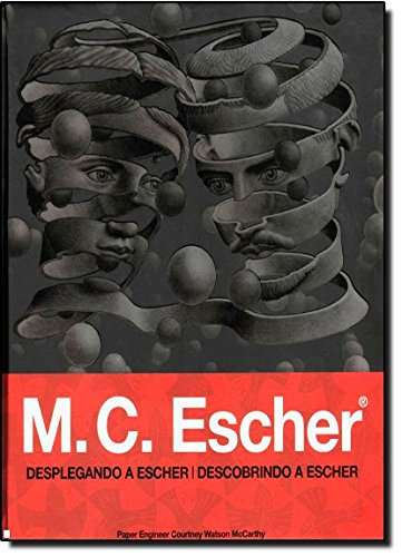 9788415227069: M. C. Escher: Desplegando a Escher (Spanish Edition)