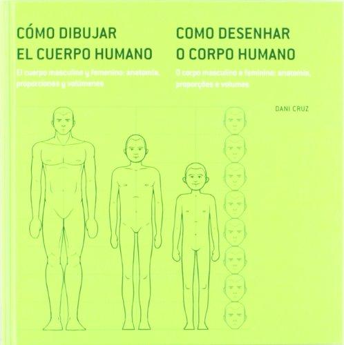 CÓMO DIBUJAR EL CUERPO HUMANO EL CUERPO: CRUZ, DANI