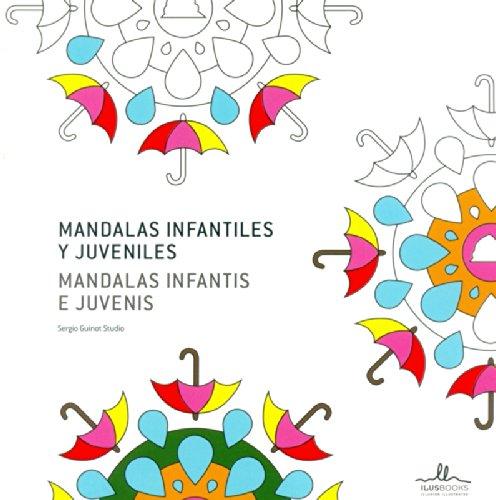 9788415227342: Mandalas infantiles y juveniles = Mandalas infantis e juvenis