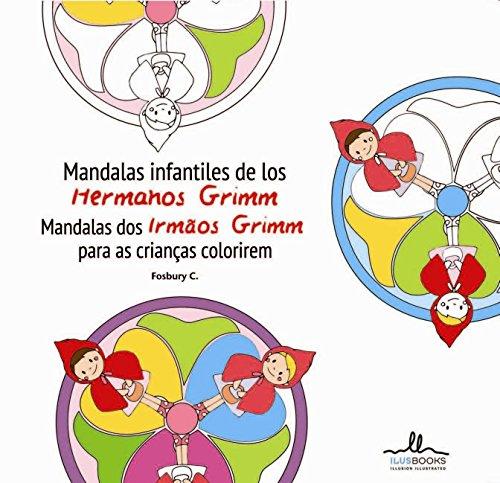 9788415227465: MANDALAS INFANTILES HERMANOS GRIMM