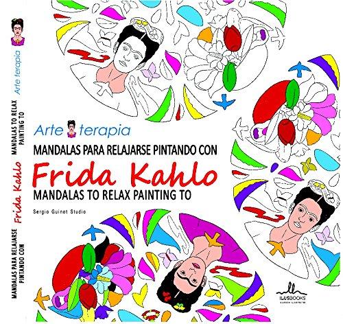 9788415227779: Mandalas para relajarse : Frida Kahlo