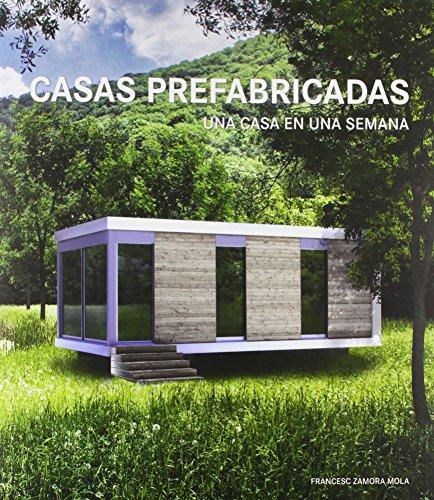 9788415227861: Casas prefabricadas( Una casa una semana)