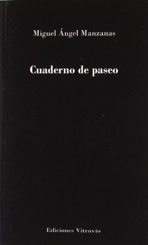 9788415233558: Cuaderno de paseo