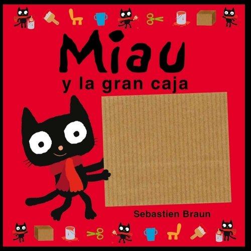 9788415235002: Miau y la caja grande (Spanish Edition) (Miau / Meeow) (Spanish and English Edition)