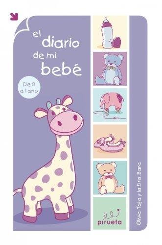 9788415235156: El diario de mi bebe (Spanish Edition)
