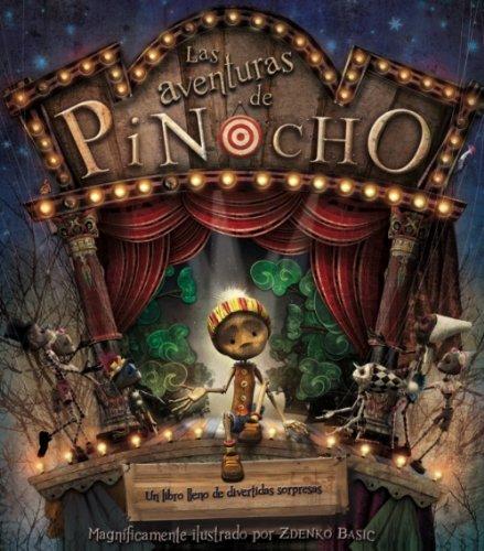 Las aventuras de Pinocho (Spanish Edition): Stella Gurney, Carlo Collodi, Zdenko Basic (Illustrator...