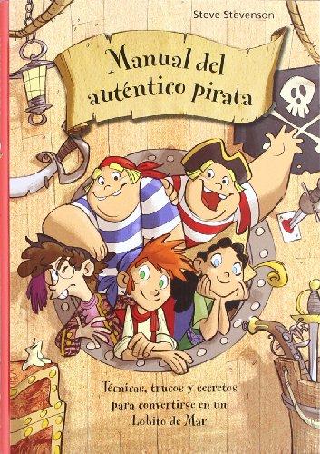 9788415235347: Manual del auténtico pirata