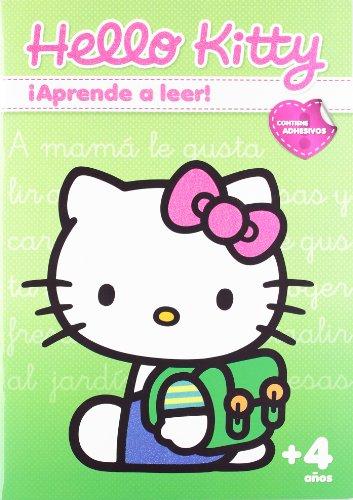 9788415239512: HELLO KITTY APRENDE A LEER