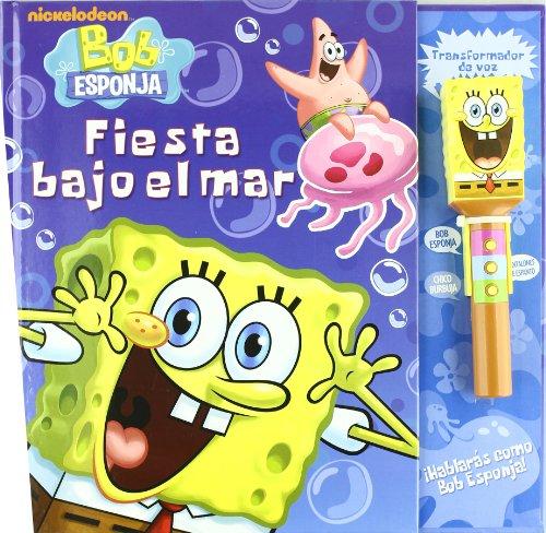 9788415239536: Bob esponja - fiesta bajo el mar (Bob Esponja (medialive))