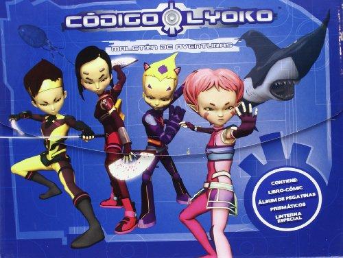 9788415239727: Maletin codigo lyoko