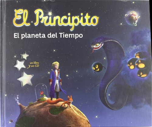 9788415239741: EL PRINCIPITO.EL PLANETA DEL...+CD.MEDIA