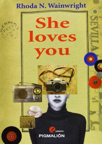 9788415244943: SHE LOVES YOU