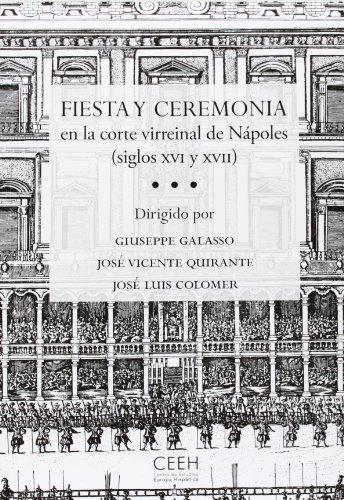 9788415245209: Fiesta Y Ceremonia En La Corte Virreinal De Nápoles (Confluencias)