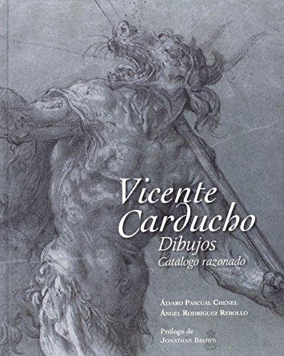 9788415245476: Vicente Carducho. Dibujos. Catálogo razonado (Otras publicaciones)
