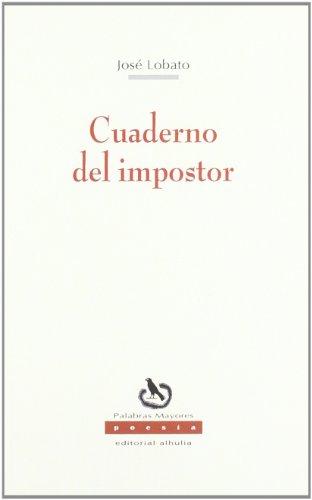 9788415249399: Cuaderno del impostor