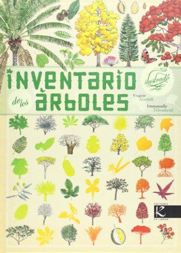 9788415250630: Inventario Ilustrado De Los Árboles (Ciencia - Animales extraordinarios)