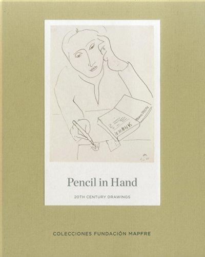 Pencil in Hand: 20th-Century Drawings: Pablo Jiménez Burillo;