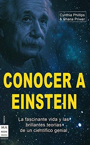 9788415256076: CONOCER A EINSTEIN. Conozca una de las mentes más brillantes de la historia