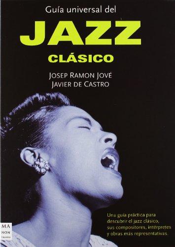 GUIA UNIVERSAL DEL JAZZ (Paperback)