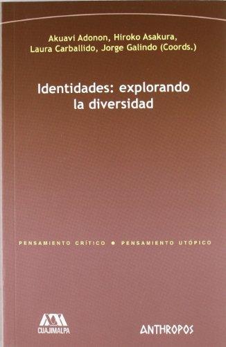 Identidades: explorando la diversidad: A. Adonon -