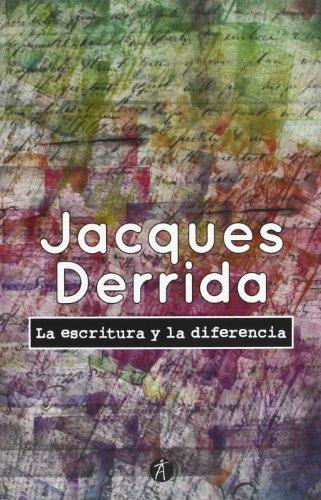 9788415260486: La escritura y la diferencia
