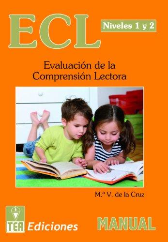 9788415262022: ECL, Niveles 1 y 2 (Publicaciones de psicología aplicada)