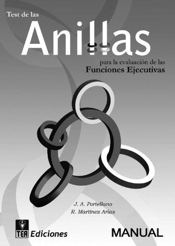9788415262220: Test de las Anillas para la evaluación de las funciones ejecutivas: Programa para el desarrollo de la conciencia fonológica y la preparación a la lectura (TEA Ediciones)