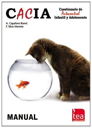 9788415262312: CACIA, Cuestionario de Autocontrol Infantil y Adolescente (Publicaciones de Psicología Aplicada)