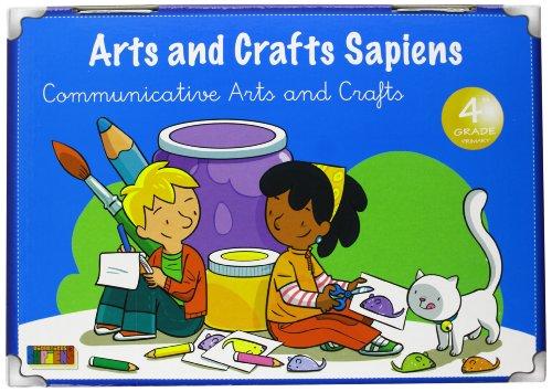 9788415268505: ARTS AND CRAFTS SAPIENS 4ºPRIMARIA