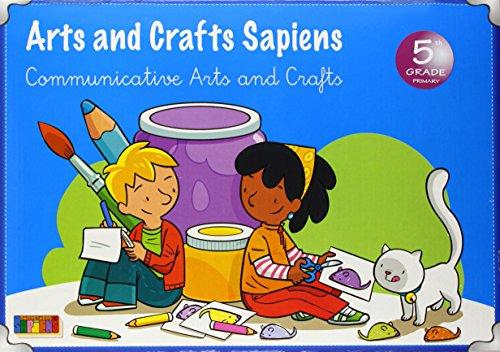 9788415268512: ARTS AND CRAFTS SAPIENS 4ºPRIMARIA