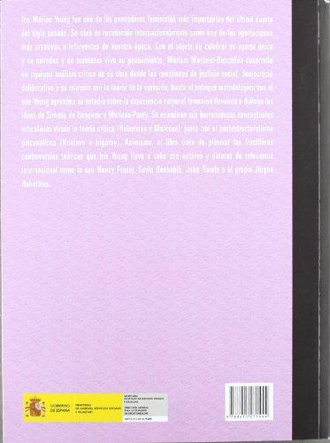 9788415271444: Género, Emancipación Y Diferencia(S): La Teoría Política De Iris Marion Young (Calíope)