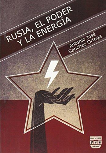 9788415271703: Rusia, El Poder Y La Energía (Ensayo)
