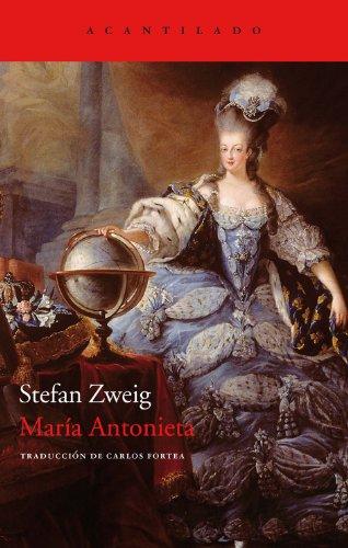 9788415277491: María Antonieta (Acantilado)