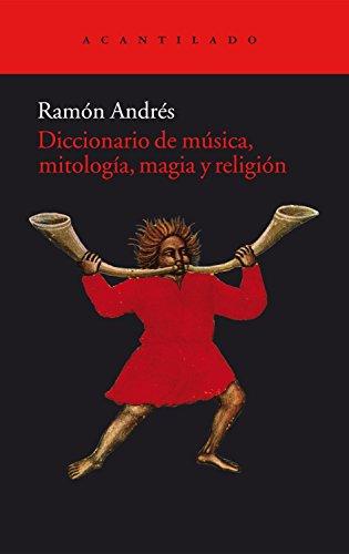 9788415277934: Diccionario de música, mitología, magia y religión (Spanish Edition)