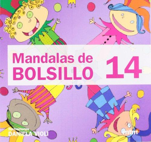 9788415278184: Mandalas de bolsillo 14