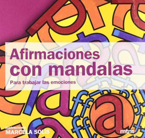 9788415278283: Afirmaciones con mandalas: para trabajar las emociones