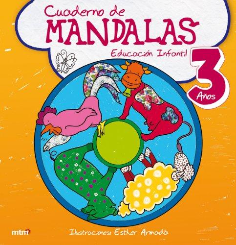 9788415278306: Cuaderno de mandalas educación infantil 3 años