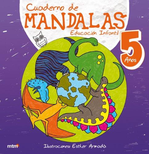 9788415278320: Cuaderno de mandalas P5 (Mandalas (mtm)) - 9788415278320