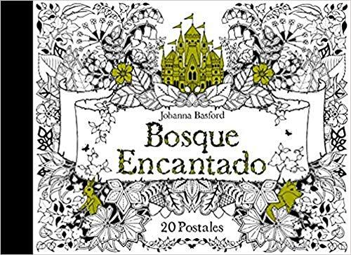 9788415278894: Bosque Encantado : 20 postales