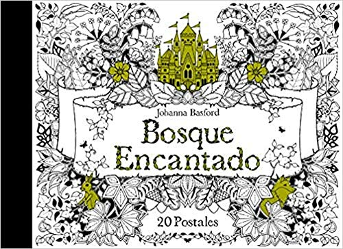 9788415278894: Bosque Encantado - 20 Postales