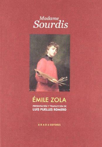 Madame Sourdis (Paperback): Emile Zola